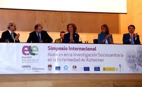 I Simposio internacional 'Avances en la investigación sociosanitaria en la enfermedad de Alzheimer'