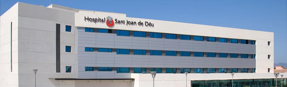 Hospital Sant Joan de Déu de Palma de Mallorca
