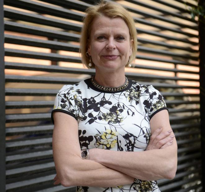 ministra sueca