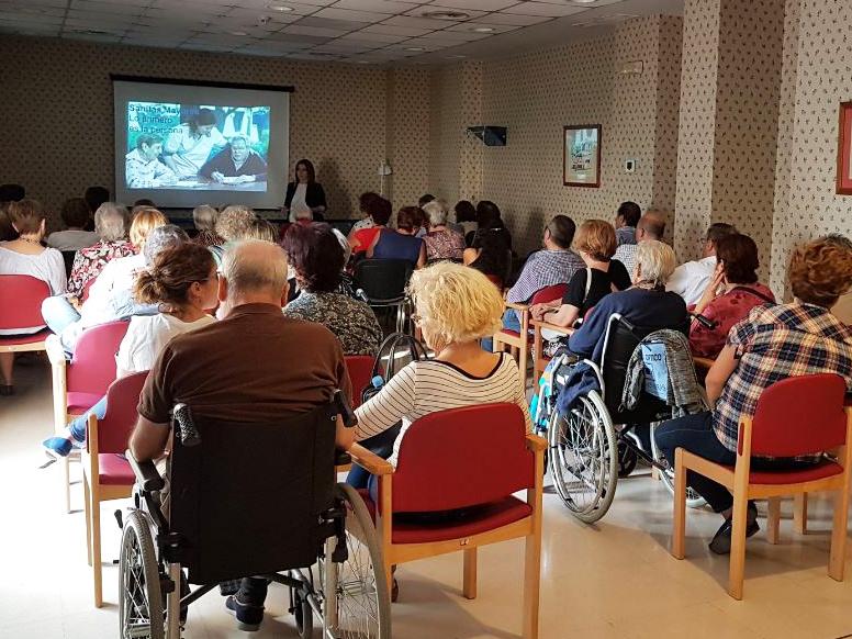 Encuentro Familias Sanitas Residencial Getafe
