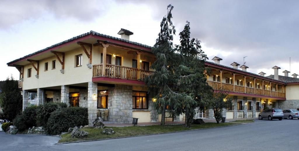 hotel rural Hacienda Los Robles