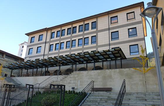 biblioteca Ermua